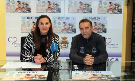 El 'Duatlón Caravaca de la Cruz' cumple este sábado su XVIII edición, con la participación de 450 atletas