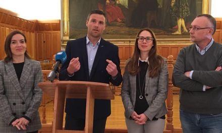 El PP se abstendrá en la votación del Presupuesto 2018 «por el bien de Caravaca y ante la falta de iniciativa del equipo socialista»
