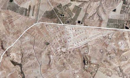 El Ayuntamiento de Campos del Río recepciona el proyecto para el arreglo de la carretera RM – 531