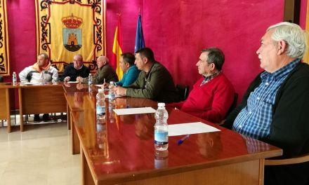 Reunión en Bullas de la Mesa de Agricultura