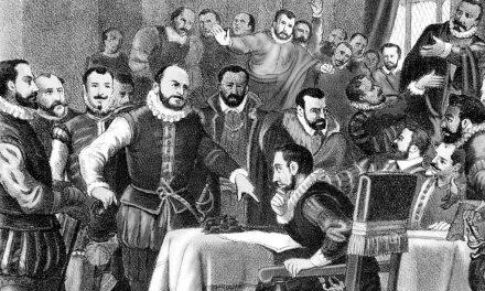 Un intento de asesinato durante las fiestas de 1559