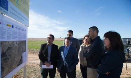 Agricultura contrata el acondicionamiento de nueve caminos rurales en los municipios de Águilas, Caravaca, Alhama y Puerto Lumbreras