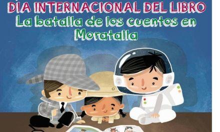 Este sábado se conmemora en Moratalla el Día Internacional del Libro con la 'Batalla de los cuentos' y un testimonio psicoteatral