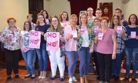 """""""No es no"""", campaña de sensibilidad con motivo de las Fiestas de San Isidro en Mula"""