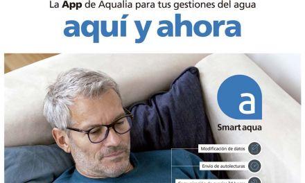 4.495 usuarios del servicio municipal de Aguas de Caravaca de la Cruz realizan sus gestiones a través del teléfono, la oficina virtual y la APP