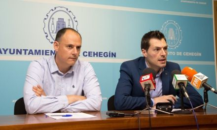 El Ayuntamiento de Cehegín pone en marcha unas nuevas ayudas municipales para el impulso del comercio y la pequeña empresa