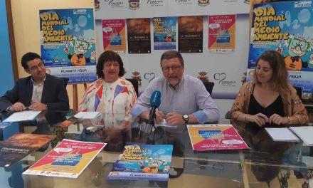 Caravaca celebra el 'Día Mundial del Medio Ambiente' con actividades de concienciación sobre el uso del agua, el reciclaje y el paisaje