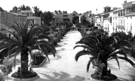 El Paseo de Mula: un jardín con una larga historia