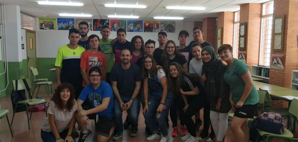 Se inician en Pliego las actividades y talleres del Proyecto Diversidad para combatir bullyng y promover la tolerancia