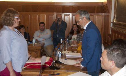 Juani Marín Muñoz, nueva concejal de IU-Verdes Caravaca