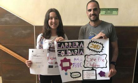 Cehegín dona más de setecientos euros a través de la carrera solidaria del Vega del Argos