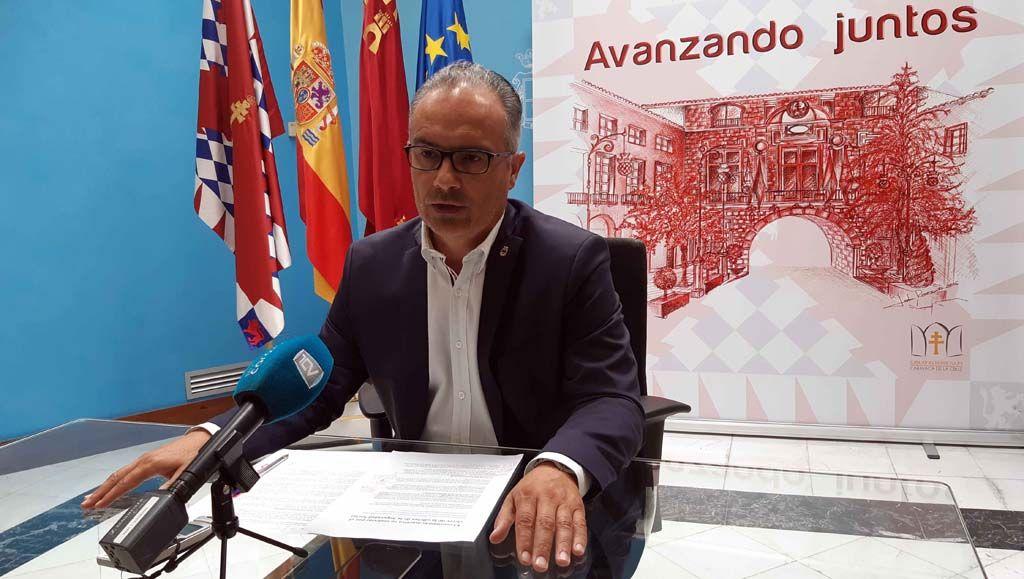 La AIREF califica al Ayuntamiento de Caravaca de la Cruz como de riesgo bajo, la mejor de las calificaciones otorgadas
