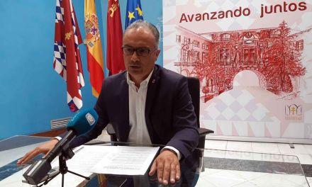 El Alcalde de Caravaca reclama una solución urgente que permita restablecer el servicio de la Oficina comarcal de la Seguridad Social