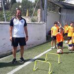 Más de 600 niños y niñas han participado en la seis ediciones del campus intensivo de fútbol Paco 'Cuco'