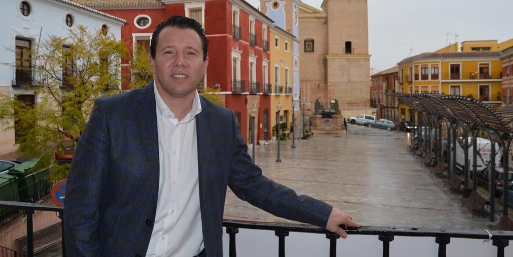"""""""Mula cuenta con unas infraestructuras a nivel deportivo de primer nivel"""", Juan Jesús Moreno, alcalde y concejal de Deportes de Mula"""