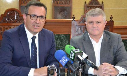 """Diego Conesa: """"la estación de tren de Calasparra no se va a cerrar"""""""