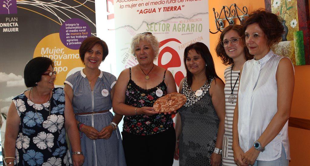 La Asociación Agua y Tierra celebra en Cehegín una jornada de empoderamiento femenino en el medio rural