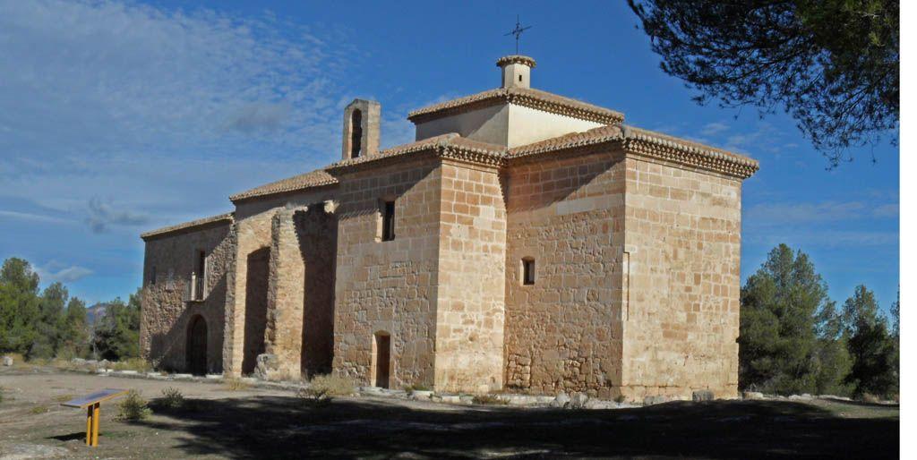 La arquitectura de las ermitas: la Encarnación de Caravaca