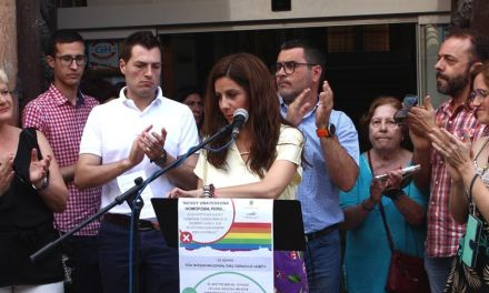 Cehegín reivindica una sociedad plural, diversa y libre en el Día del Orgullo LGTBI