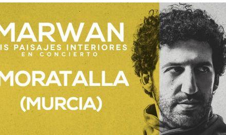 Marwan, Beltersouls y otros artistas en el agosto cultural de Moratalla