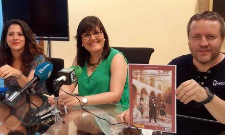 'Los viajeros del tiempo' protagonizan este año las visitas teatralizadas al Castillo de Caravaca