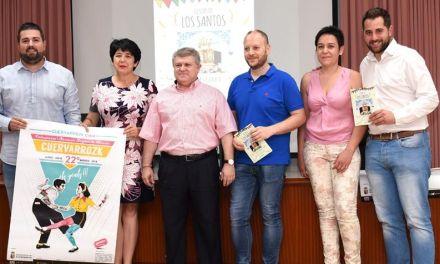 Presentada la amplia programación de los Santos 2018.