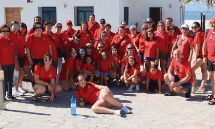 La peña Los Muleñicos viaja a Málaga por segunda vez este verano