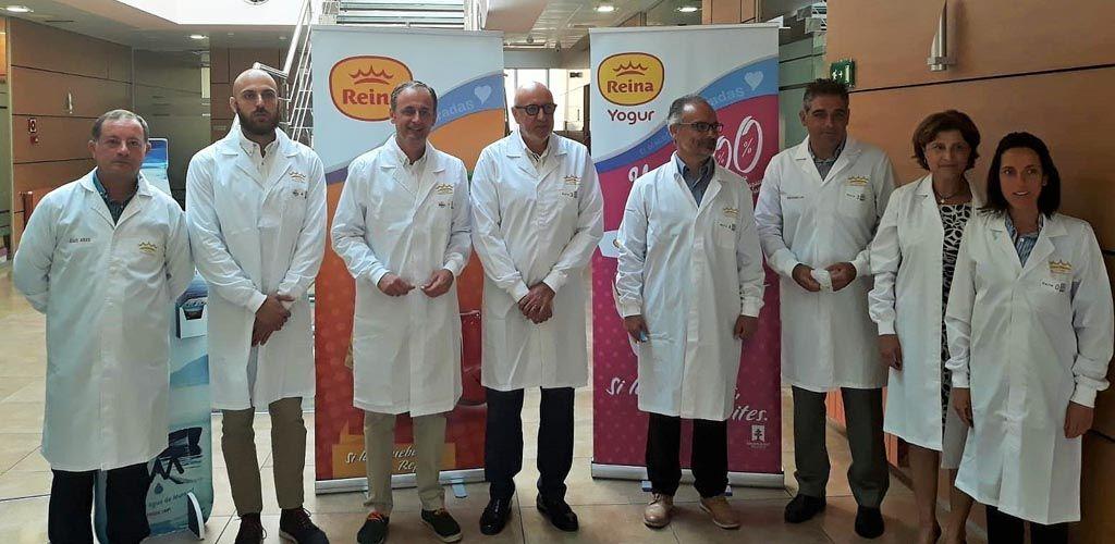 El Gobierno regional impulsa la internacionalización de la industria alimentaria, la tercera más exportadora de toda España