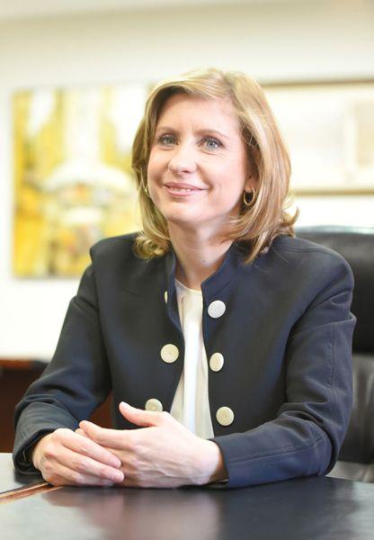 Alcaldesa de Molina de Segura (Foto.- Ángela Ortiz)