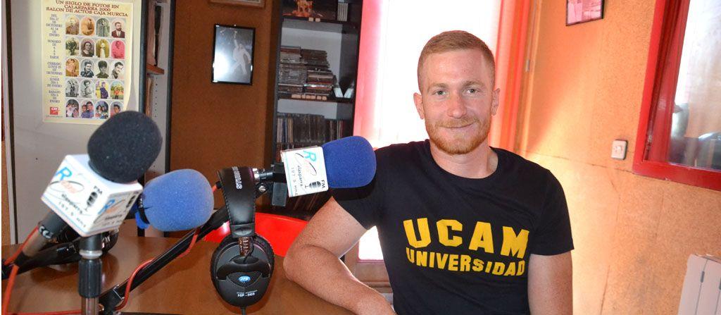 El piragüista Adrián Ruiz, primer embajador de España en los Juegos Olímpicos de la Juventud