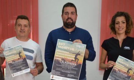 Presentado en Calasparra el nuevo curso de Monitor de Ocio y Tiempo Libre