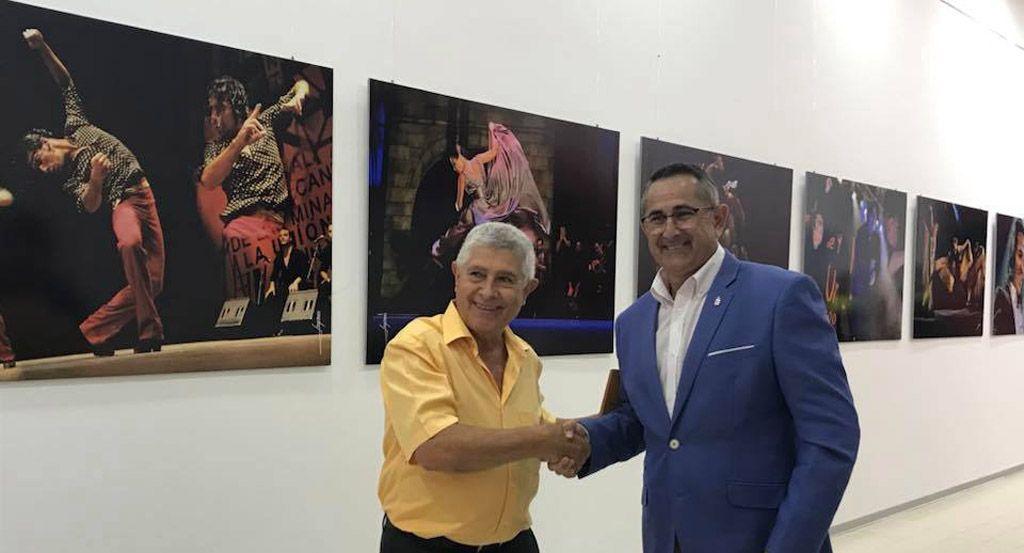 """La Casa del Piñón acoge la exposición """"Desplante"""" de Antonio Meroño"""