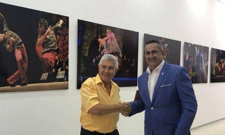 La Casa del Piñón acoge la exposición «Desplante» de Antonio Meroño