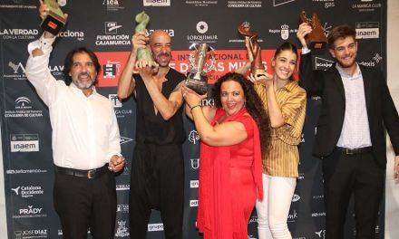 María Carrasco conquista la Lámpara Minera 2018