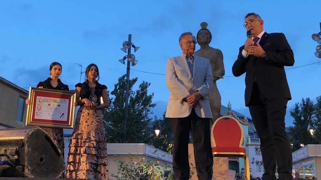 ElPozo Alimentación recibe el premio Pencho Cros al Mecenazgo