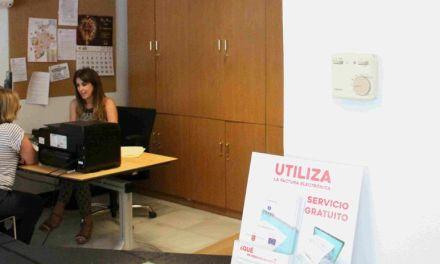 La OMIC de Caravaca realiza en el primer semestre un total 1.807 atenciones, un 30% más que el año anterior