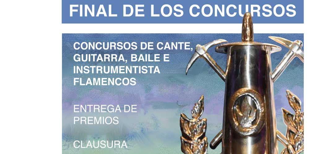 El día 11 llega con la gran final del Festival Internacional del Cante de las Minas