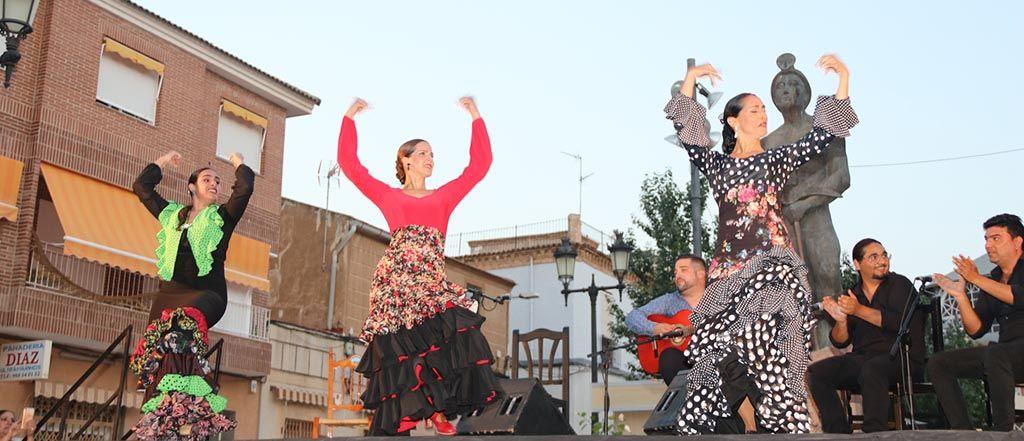 La Unión homenajea al flamenco