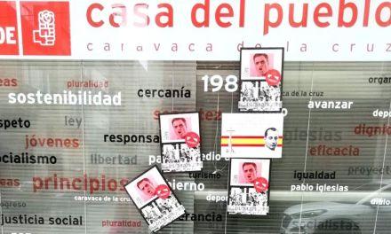 EL PSOE caravaqueño denuncia un ataque a su casa del pueblo