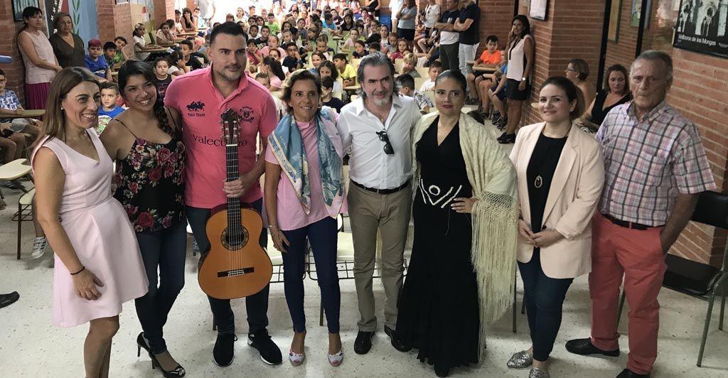 El arte y la cultura del flamenco entrarán en las aulas de la Región este curso