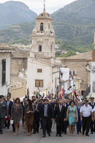 festividad de la Exaltación de la Santísima y Vera Cruz