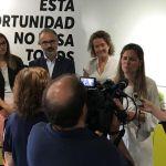 """""""Esta oportunidad no pasa todos los días"""", el roadshow de Fundación ONCE llega a Caravaca de la Cruz para acercar a los jóvenes con discapacidad al empleo"""