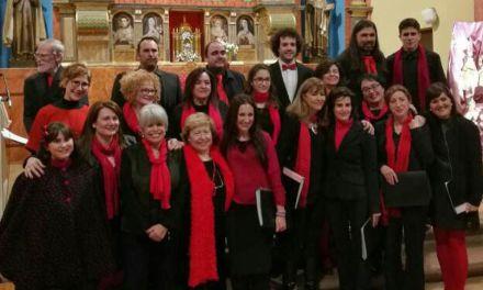El coro 'Arsis' ofrece este domingo su concierto de verano con un repertorio de canciones pop-rock