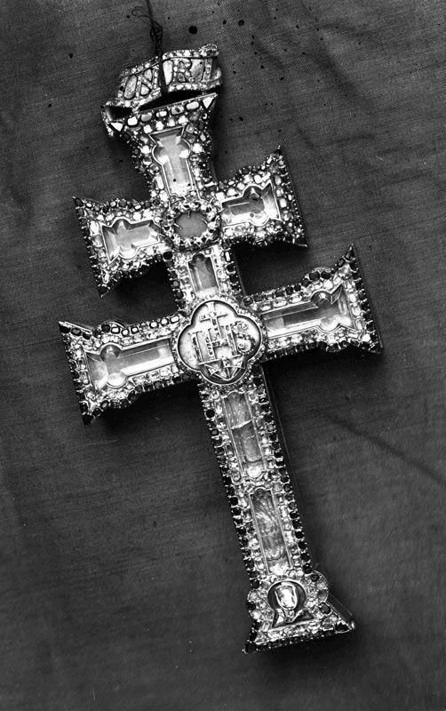 Cruz de Caravaca. Jose Rodrigo, 18 88 (Archivo Municipal de Lorca)