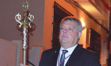 «Nadie debería perderse la peregrinación nocturna», José Páez, hermano mayor de la Cofradía de El Niño Jesús del Balate