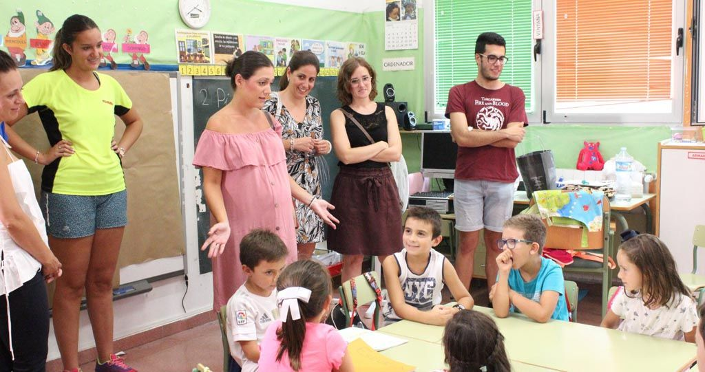 La Escuela de Verano echa el cierre con un éxito de participación y el objetivo cumplido de conciliar la vida familiar y laboral