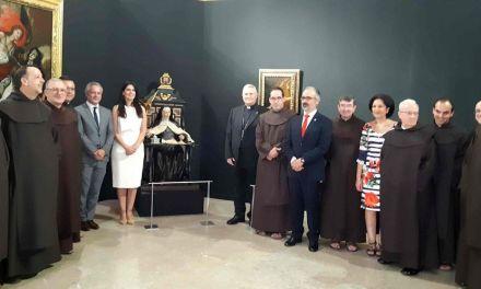 'Místicos' muestra a través de un centenar de obras la vinculación de Santa Teresa de Jesús y San Juan de la Cruz con Caravaca