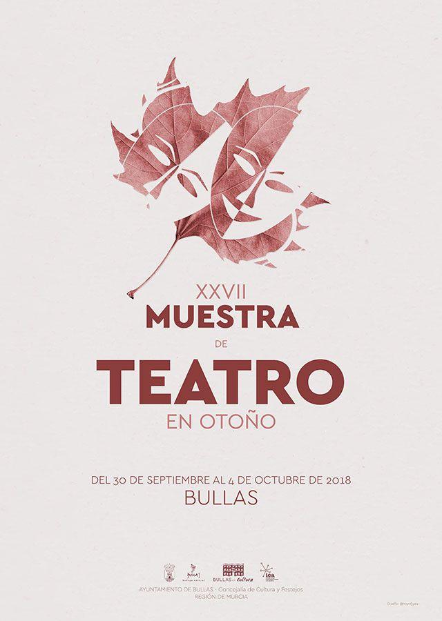 Muestra Teatro otoño Bullas 2018