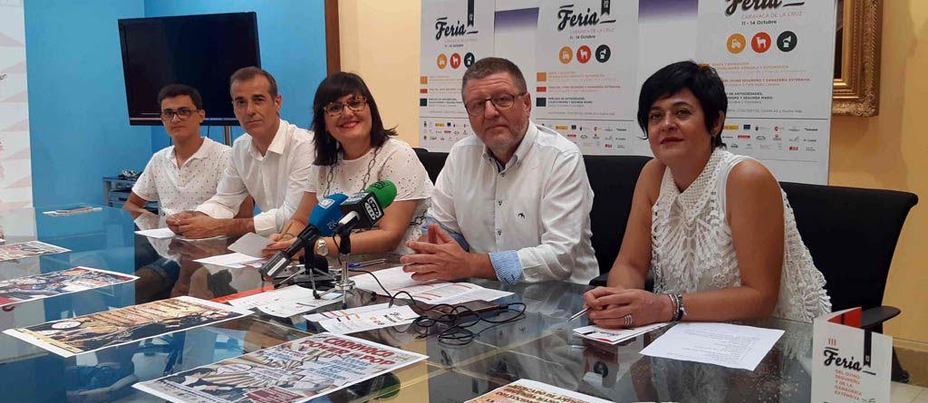 La Feria De Caravaca Se Celebra Del 11 Al 14 De Octubre Con Actividades Para Todos Los Publicos El Noroeste Digital