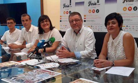 La Feria de Caravaca se celebra del 11 al 14 de octubre con actividades para todos los públicos